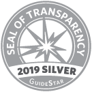 Guide Star 2019 Seal of Transparency Approval
